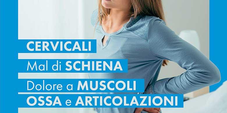 Siziano cervicale schiena